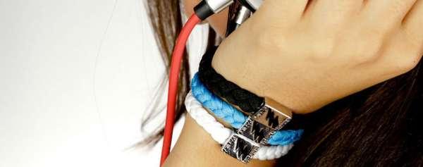 Electrifying Donation Bracelets
