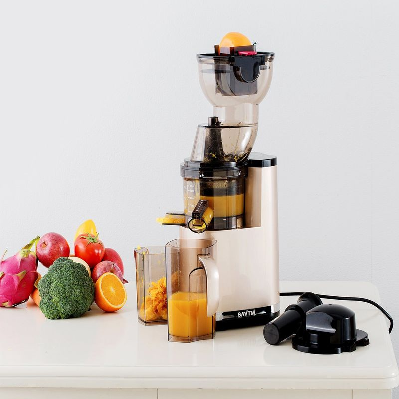 Nutrient-Preserving Juicers