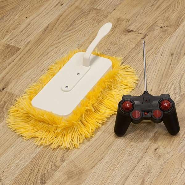 Remote Controlled Cleaning Devices