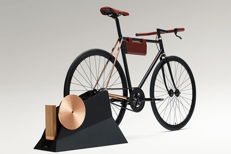 Energy-Providing Bikes
