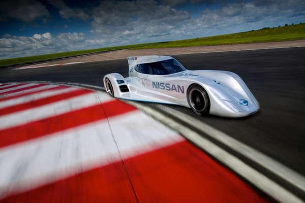 Speedy Electric Powered Racers