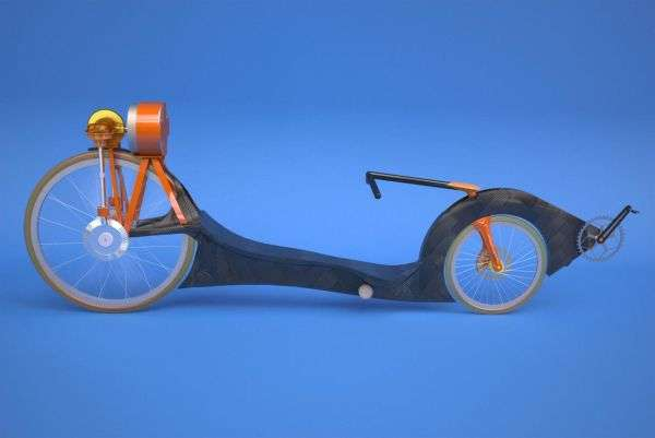 Futuristic Steampunk Cycles