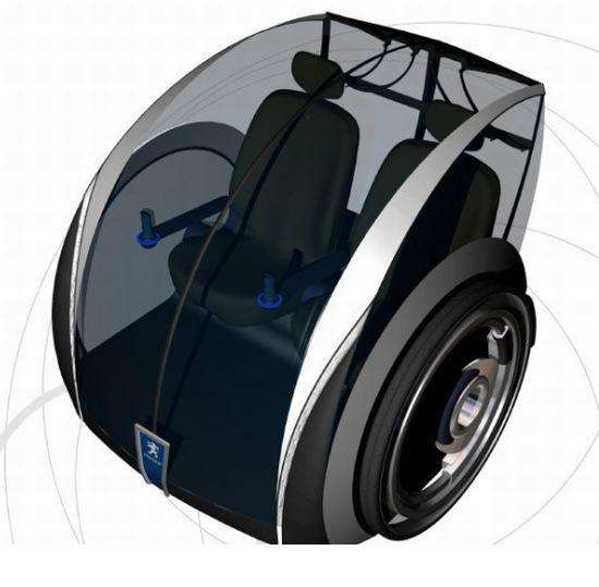 Urbanized Transport Pods