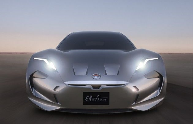Luxury Electric Sedans