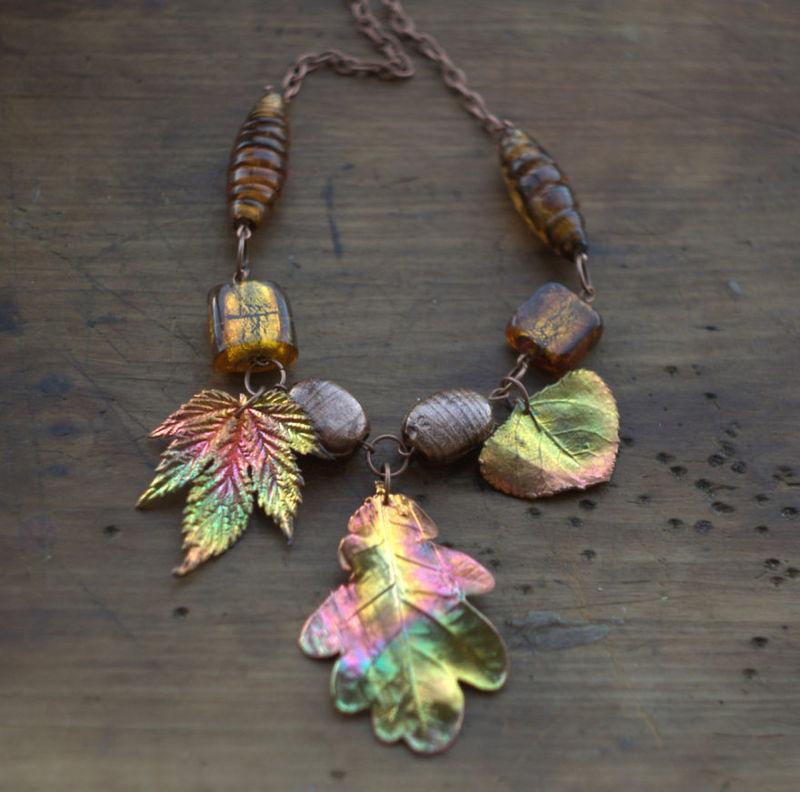 Organic Metal Jewelry