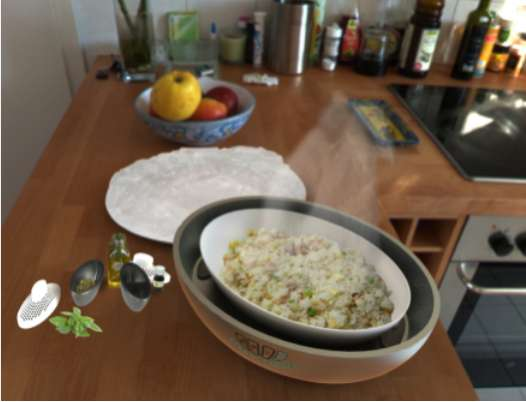 Aroma-Enhancing Cookers