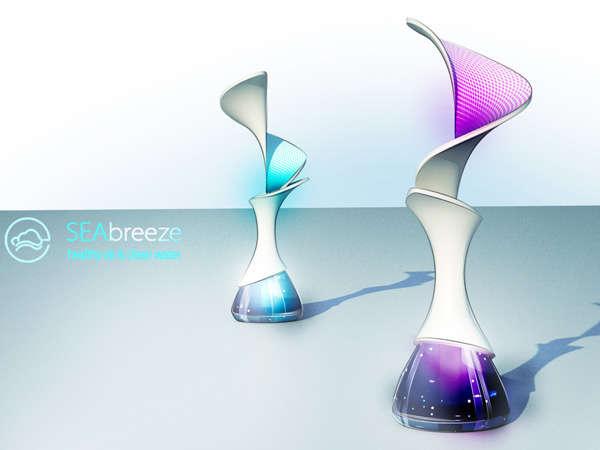 Graceful Air Purifiers