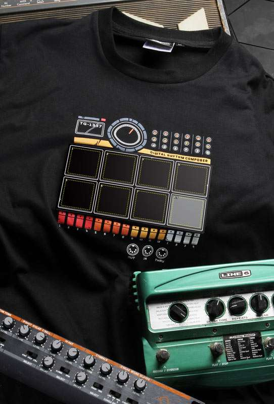 Beat-Making Tees