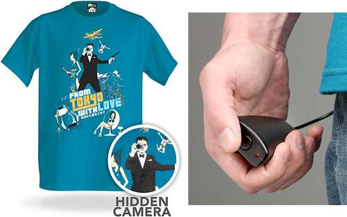 Clever Covert Tees