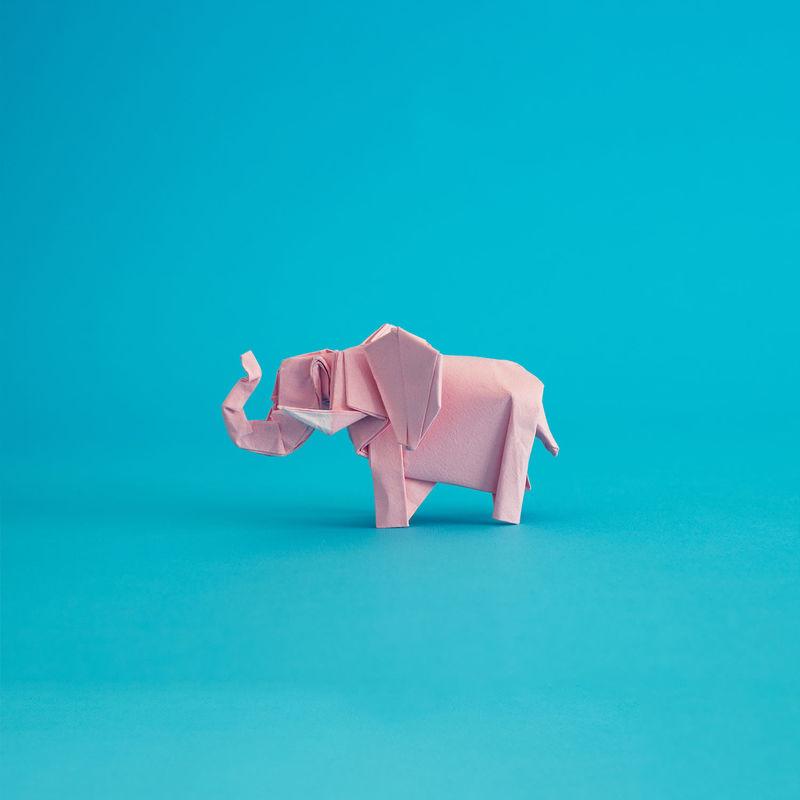 Elegant Origami Animal Art
