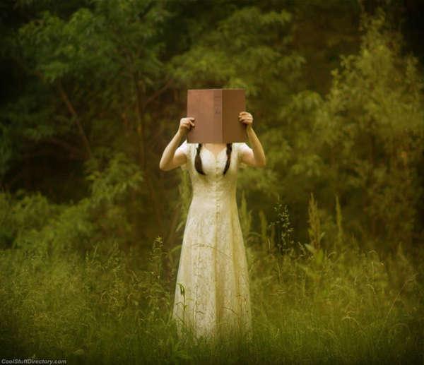Faceless Female Photography