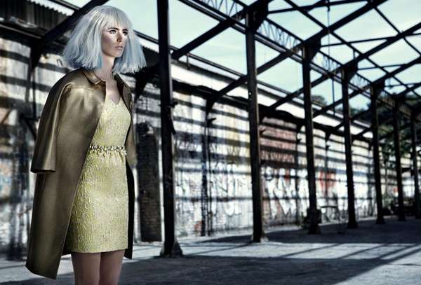 Glamorously Forlorn Fashion