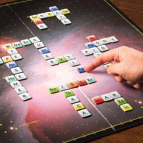 Scientific Spelling Games