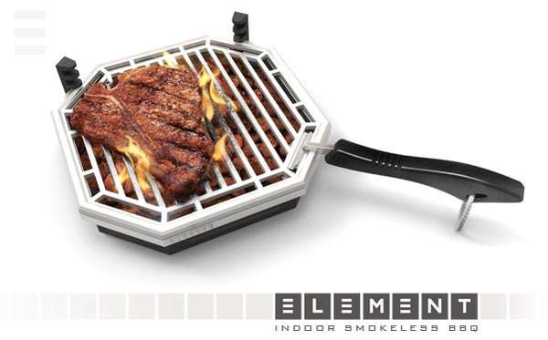 Element Smokless BBQ