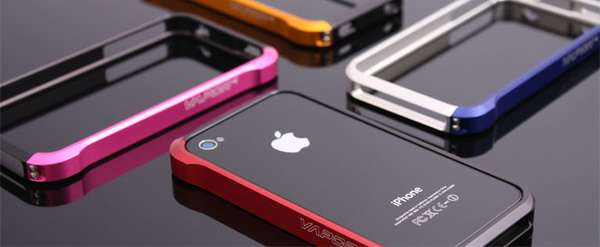 Aircraft Aluminum iPhone Cases
