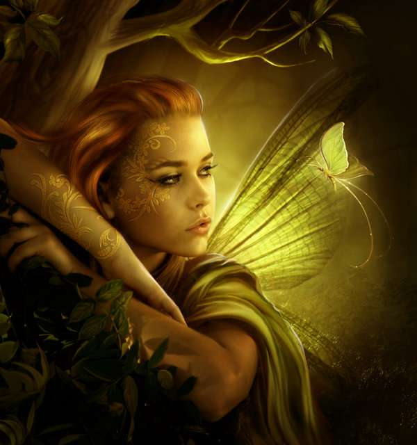 Fantastical Fairy Art