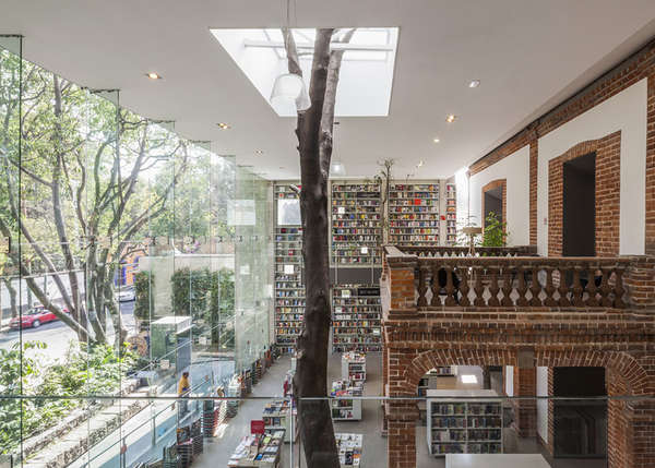 Converted Library Abodes