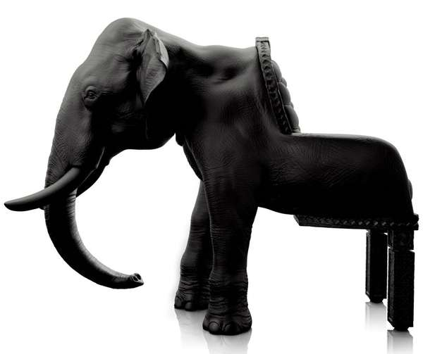 elephant chair by maximo riera