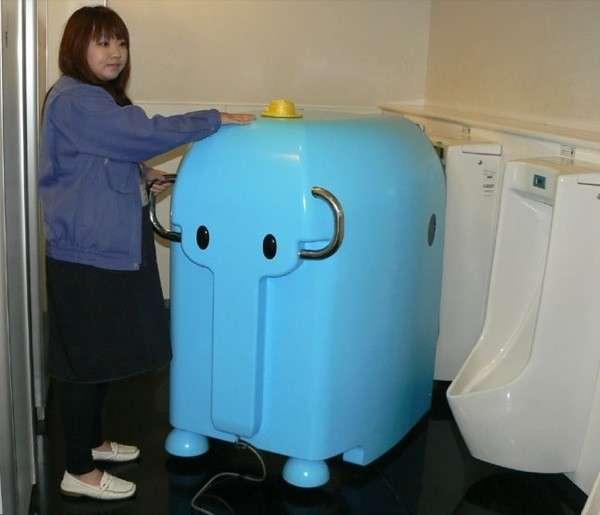 Elephant Toilet Cleaners