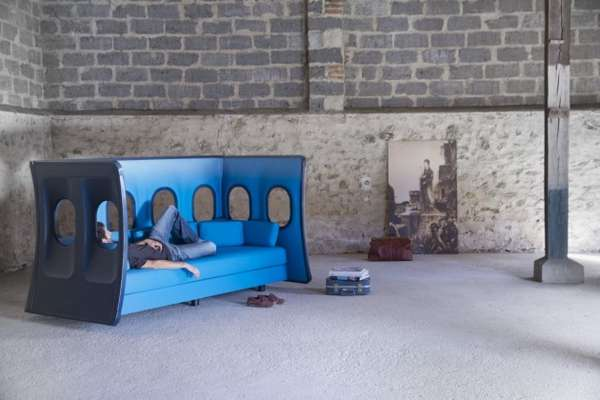 Crib-Like Couches