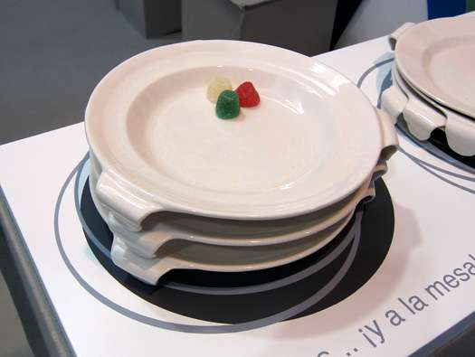 Disguised Dinnerware