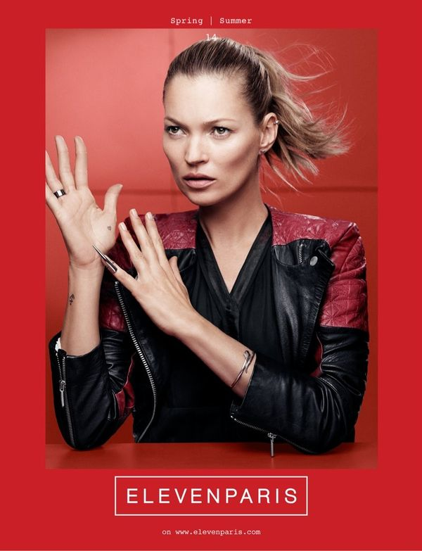 Colorful Rocker Fashion Ads