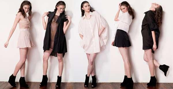 Floaty Feminine Fashion