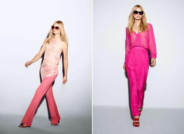 Funky Fuchsia Fashion