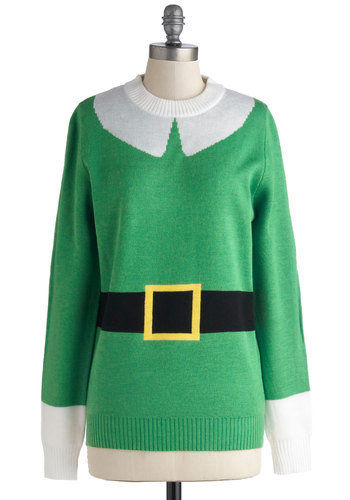Santas Helper-Inspired Clothes