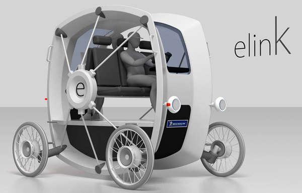 Wheel-Like Future Carriages