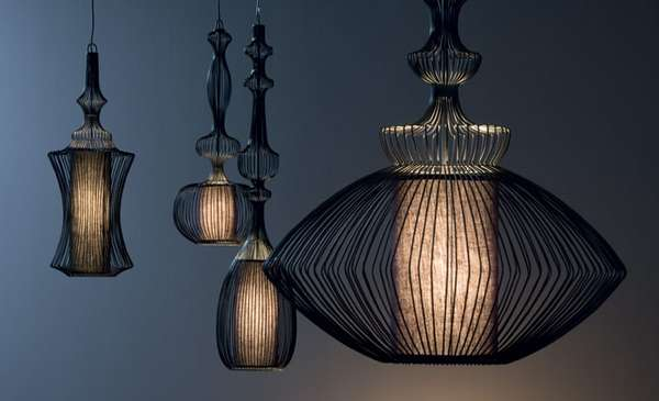 Elite Wire Lamps