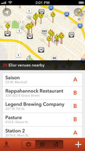 Social Drink-Rating Apps