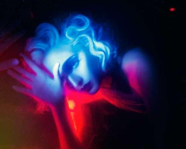 Technicolor Bombshell Photography
