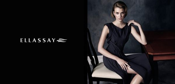 Ultra-Ladylike Fashion Ads