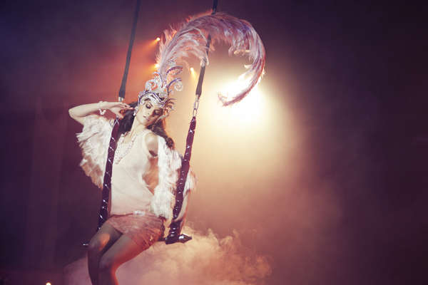 Luminous Circus Editorials