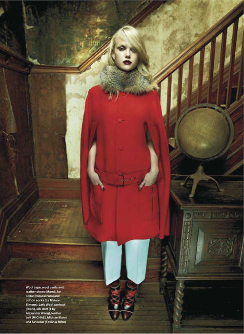 Sumptuous Scarlet Wardrobes