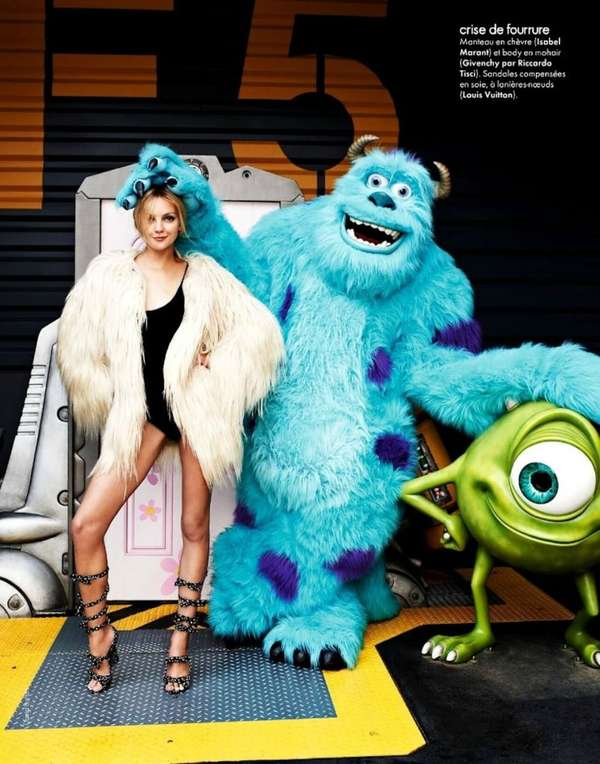 Disney-Filled Style Shoots