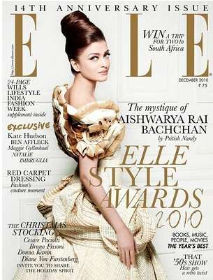 elle january 2011 aishwarya rai
