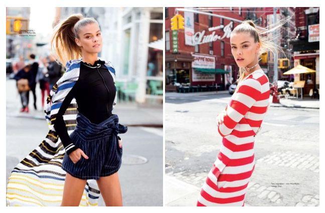 Sporty Print Fashion