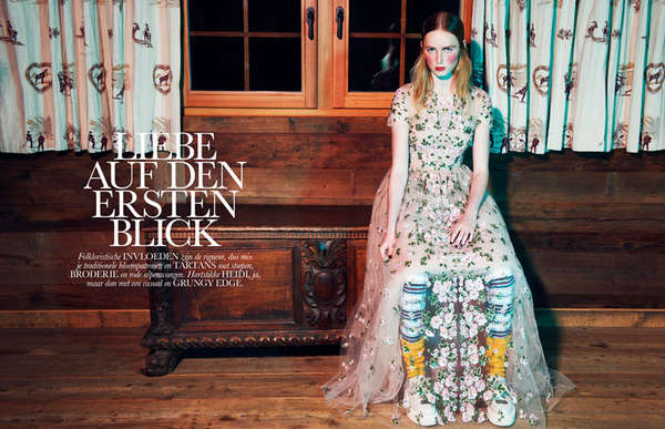 Elle Netherlands February 2013