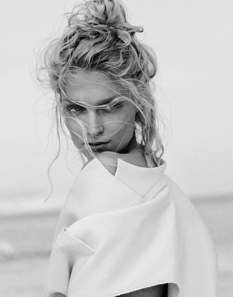 Relaxed Beachside Editorials