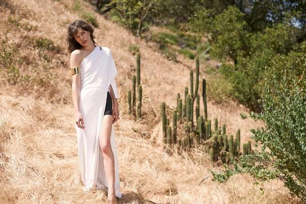 Exotically Rustic Editorials