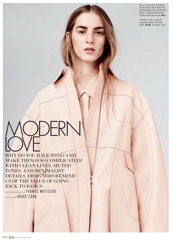 ELLE US 'Modern Love'