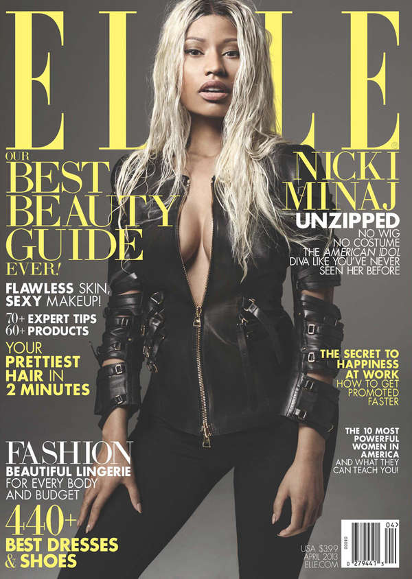 Elle US Nicki Minaj