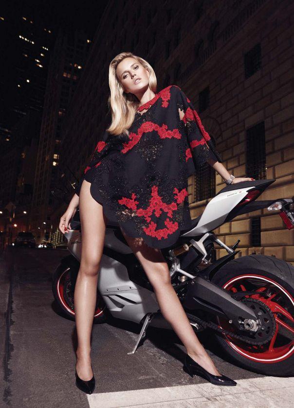 Italian Biker Editorials