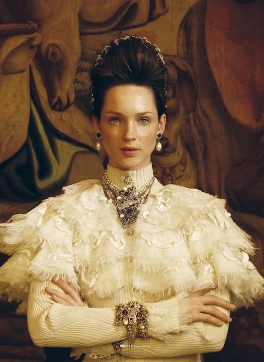 Majestic Monarchial Editorials