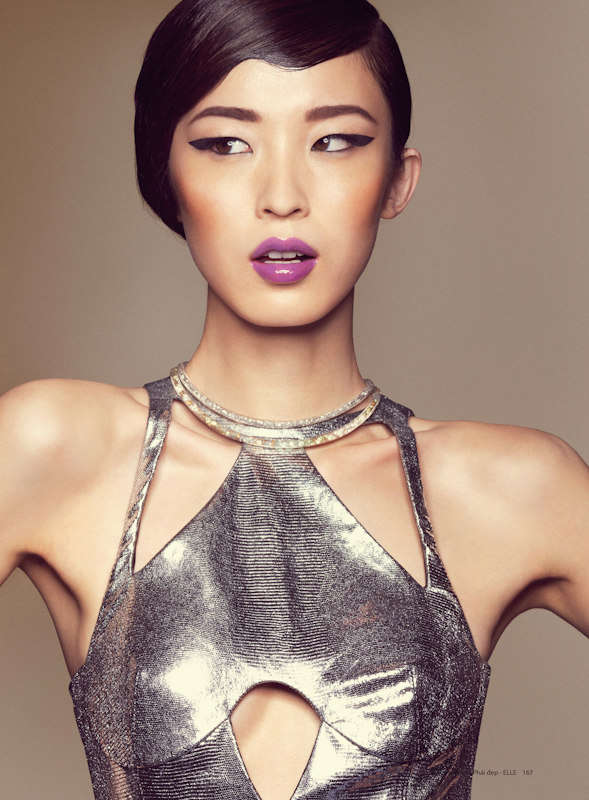 Contemporary 20s Beauty Editorial