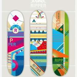 ELNA Ripper Skateboards