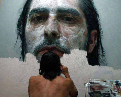 Impossibly Accurate Painted Portraits