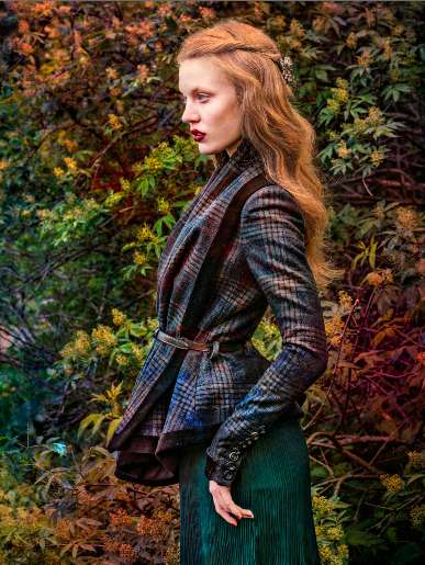 Mystical Autumn Editorials